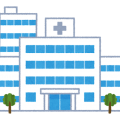 宜野湾市内病院での職場体験実習(2019)
