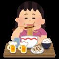 """食べ過ぎて困ります""""(-""""""""-)"""""""